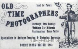 cam100070 - Camera Postcard Post Card Old Vintage Antique