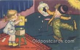 cam100072 - Camera Postcard Post Card Old Vintage Antique