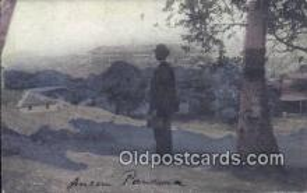 cam100077 - Camera Postcard Post Card Old Vintage Antique
