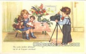 cam100079 - Camera Postcard Post Card Old Vintage Antique