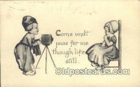 cam100084 - Camera Postcard Post Card Old Vintage Antique