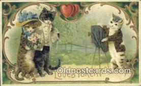 cam100085 - Camera Postcard Post Card Old Vintage Antique