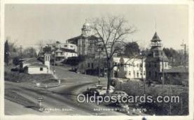 cam100087 - Auburn California, Eastman Studio Camera Postcard Post Card Old Vintage Antique