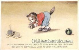 cam100115 - Camera Postcard Post Card Old Vintage Antique