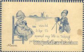 cam100125 - Camera Postcard Post Card Old Vintage Antique