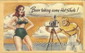 cam100130 - Camera Postcard Post Card Old Vintage Antique