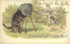 cam100154 - Camera Postcard Post Card Old Vintage Antique