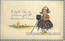 cam100155 - Camera Postcard Post Card Old Vintage Antique