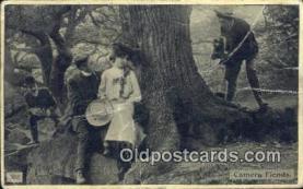 cam100156 - Camera Postcard Post Card Old Vintage Antique