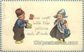 cam100160 - Camera Postcard Post Card Old Vintage Antique