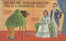 cam100165 - Camera Postcard Post Card Old Vintage Antique
