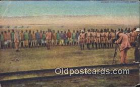 cam100168 - Kermit Roosevelt Photographs Father Teddy Roosevelt Camera Postcard Post Card Old Vintage Antique