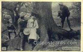 cam100169 - Camera Postcard Post Card Old Vintage Antique