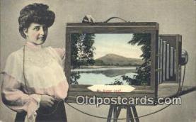 cam100172 - Camera Postcard Post Card Old Vintage Antique