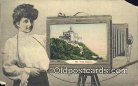 cam100174 - Camera Postcard Post Card Old Vintage Antique
