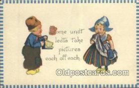 cam100185 - Camera Postcard Post Card Old Vintage Antique