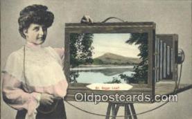 cam100188 - Camera Postcard Post Card Old Vintage Antique