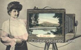 cam100189 - Camera Postcard Post Card Old Vintage Antique