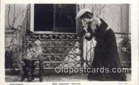 cam100194 - Miss Margaret Halstan Camera Postcard Post Card Old Vintage Antique