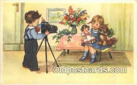 cam100223 - Camera Post Card Postcard Old Vintage Antique