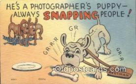 cam100224 - Camera Post Card Postcard Old Vintage Antique