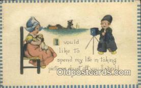 cam100236 - Camera Post Card Postcard Old Vintage Antique