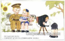 cam100240 - Camera Post Card Postcard Old Vintage Antique