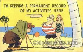 cam100250 - Artist Paris Camera Post Card Postcard Old Vintage Antique