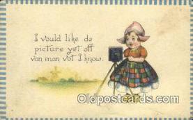 cam100252 - Camera Post Card Postcard Old Vintage Antique