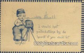 cam100258 - Camera Post Card Postcard Old Vintage Antique