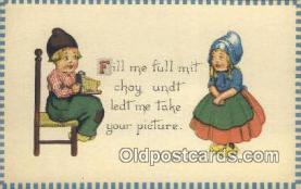 cam100259 - Camera Post Card Postcard Old Vintage Antique