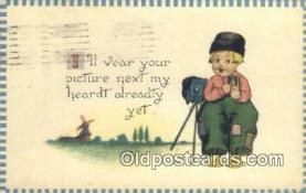 cam100262 - Camera Post Card Postcard Old Vintage Antique