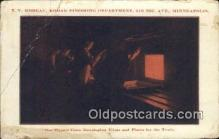 cam100268 - TV Moreau, Kodac Finishing Dept Minneapolis Camera Post Card Postcard Old Vintage Antique