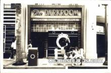 cam100450 - The Darkroom Camera Postcard Post Card Old Vintage Antique