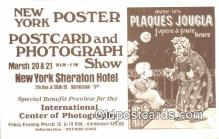 cam100455 - New York Poster and Postcard Camera Postcard Post Card Old Vintage Antique