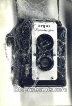 cam100459 - Argus Seventy Five Camera Postcard Post Card Old Vintage Antique