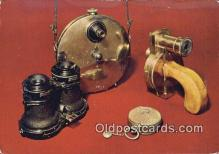cam100484 - Four Detective Cameras Camera Postcard Post Card Old Vintage Antique