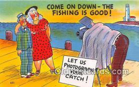 cam100508 - Camera Vintage Postcard