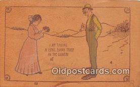 cam100515 - Camera Vintage Postcard
