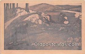 cam100530 - Camera Vintage Postcard