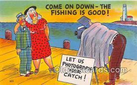 cam100531 - Camera Vintage Postcard