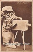 cam100554 - Camera Vintage Postcard