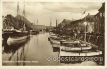 can100007 - Printed Photo, Kobenhavn, Frederiksholms Kanal Canal, Canals, Postcard Post Card
