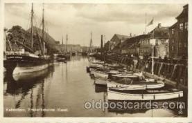 Kobenhavn, Frederiksholms Kanal