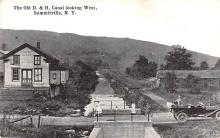 can200009 - Delaware and Hudson Canal Postcard Old Vintage Antique