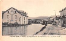 can200011 - Delaware and Hudson Canal Postcard Old Vintage Antique
