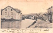 can200013 - Delaware and Hudson Canal Postcard Old Vintage Antique