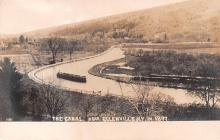 can200015 - Delaware and Hudson Canal Postcard Old Vintage Antique