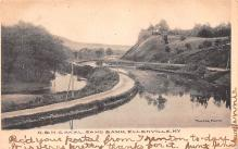 can200023 - Delaware and Hudson Canal Postcard Old Vintage Antique
