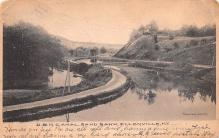 can200025 - Delaware and Hudson Canal Postcard Old Vintage Antique